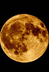 """""""eclipsed-moon"""""""